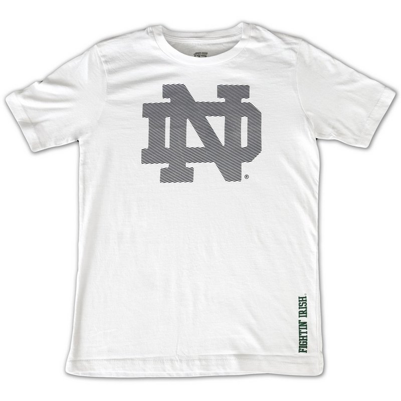Notre Dame Fighting Irish Child's TShirt Navy 48N26 Notre Dame