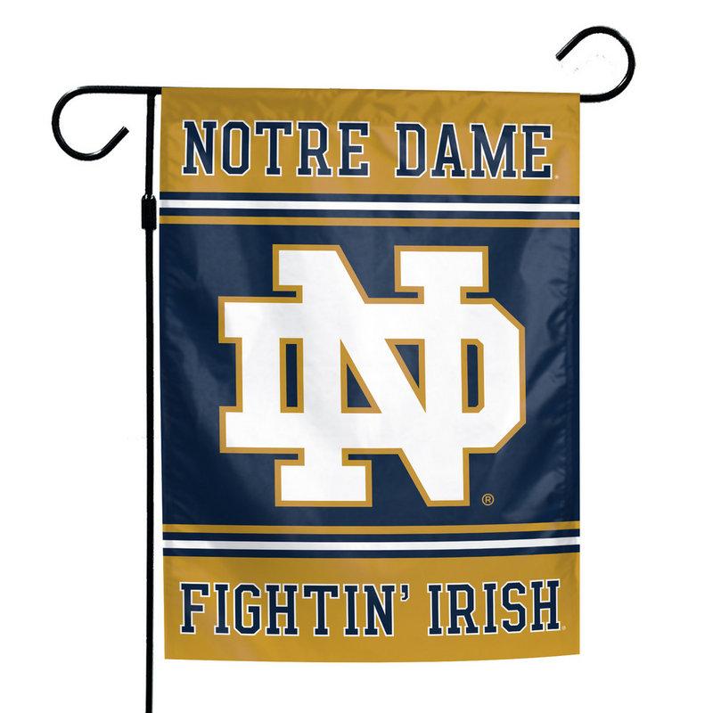 "Notre Dame Fighting Irish Garden Flag 12.5""x18"""