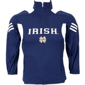 Notre Dame Fighting Irish Kids Quarter Zip Sweatshirt