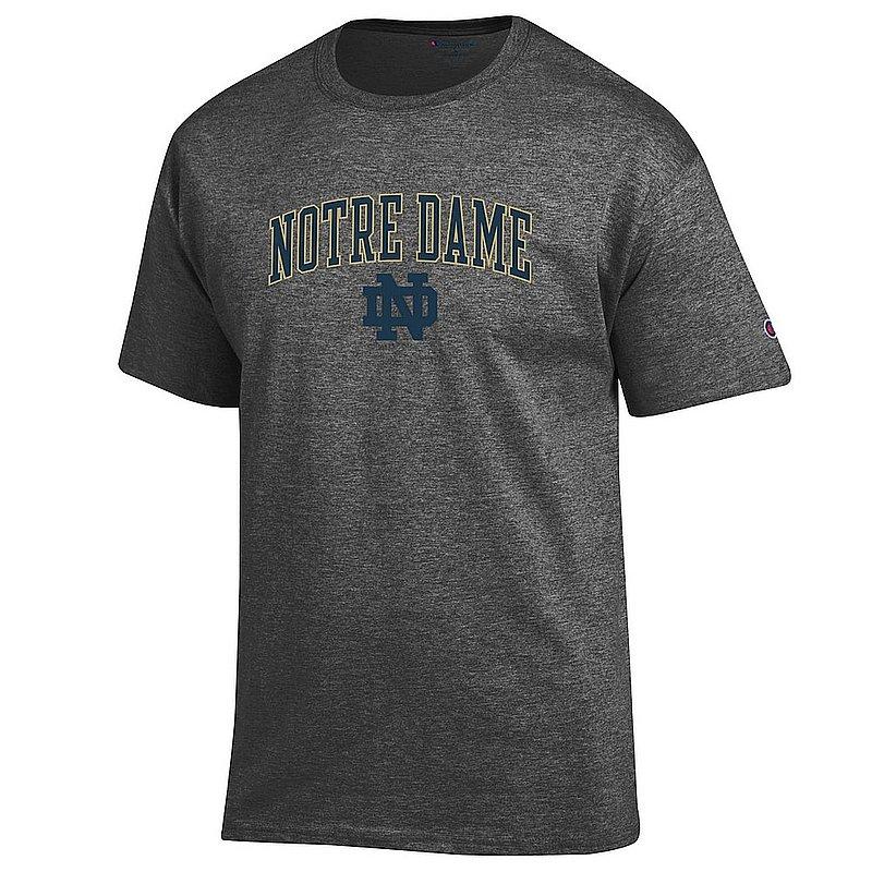 Notre Dame Fighting Irish Tshirt Charcoal APC02824663