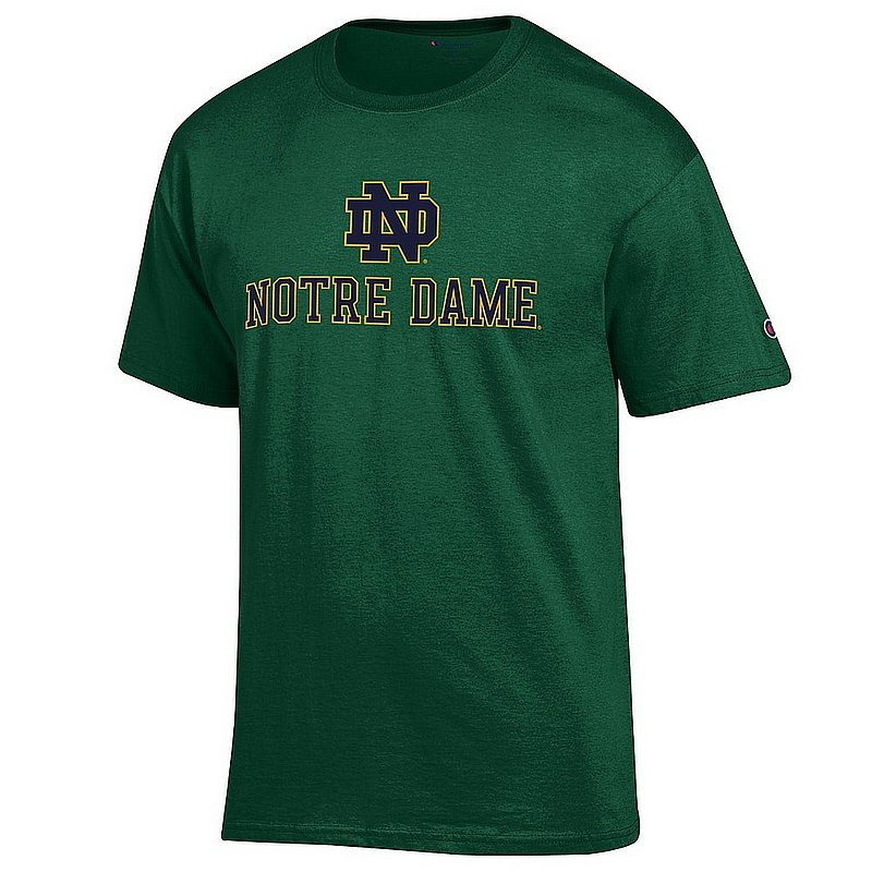 Notre Dame Fighting Irish TShirt Green APC03007054