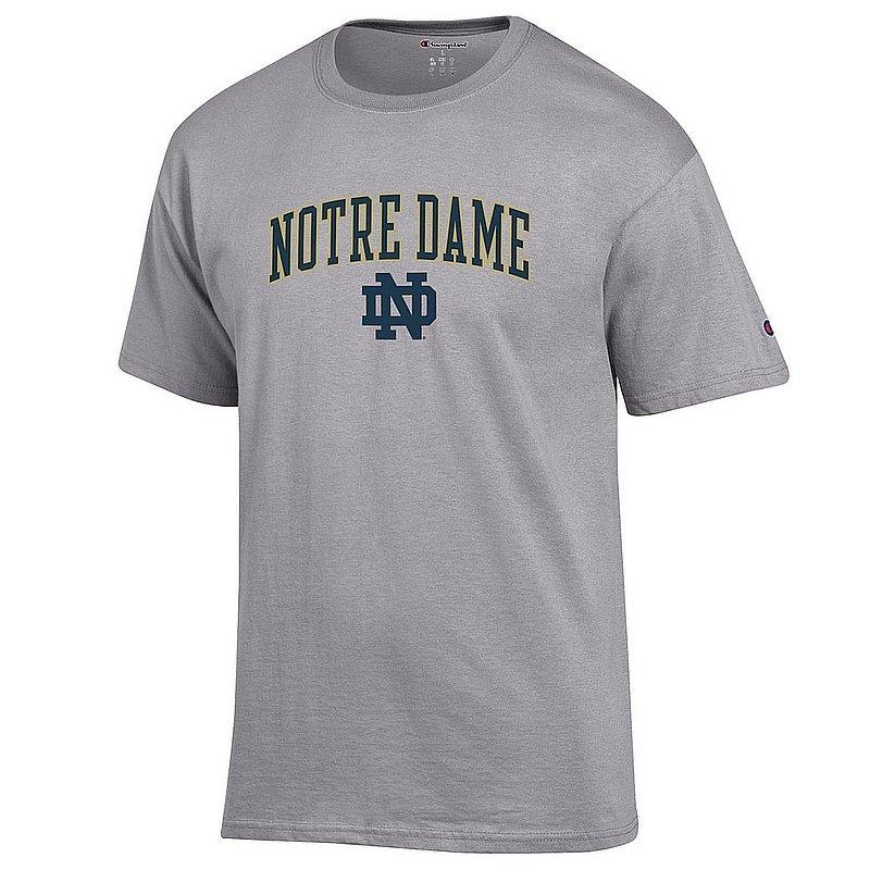 Notre Dame Fighting Irish TShirt Varsity Gray APC02824663