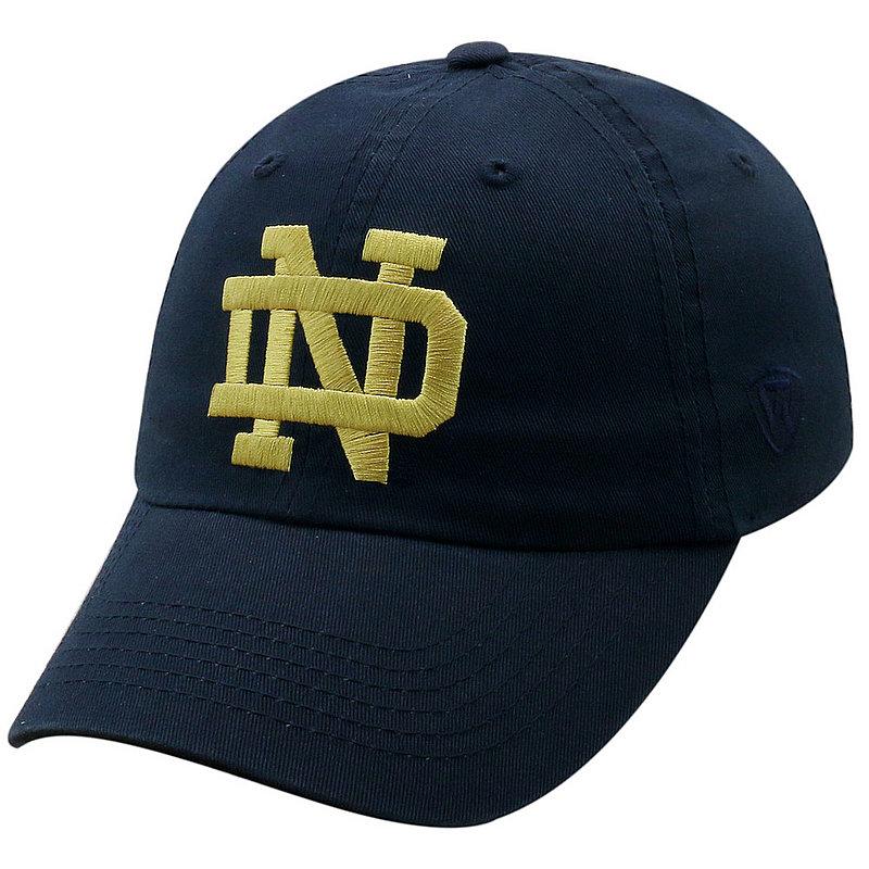 Notre Dame Fighting Irish Womens Hat Navy CHAMP-NTRDM-ADW-TMC