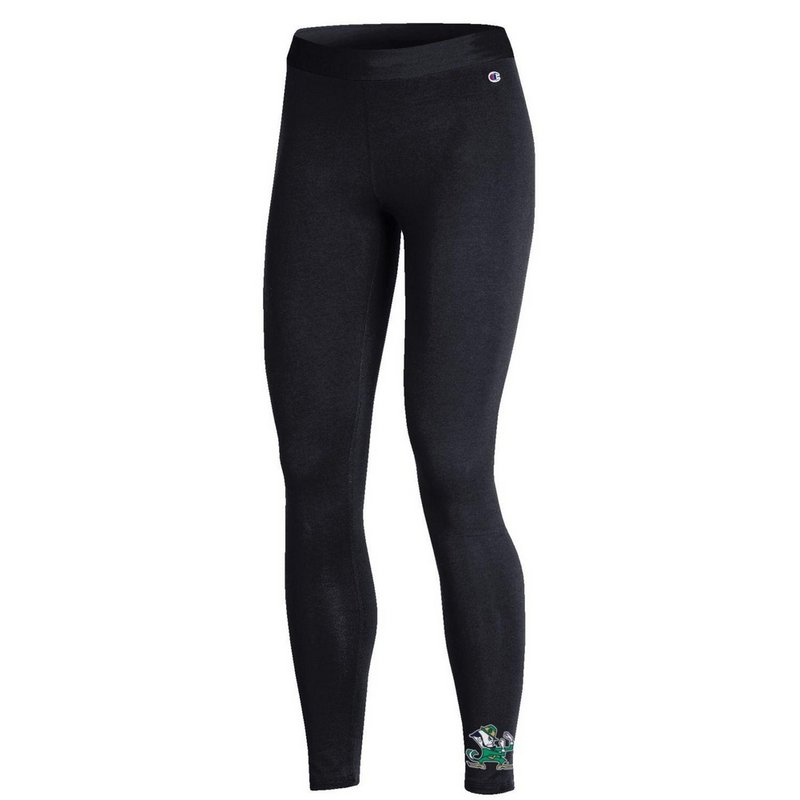 Notre Dame Fighting Irish Womens Leggings Black APC03318902