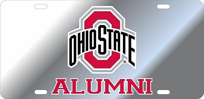 Ohio State Buckeyes License Plate Alumni 48197