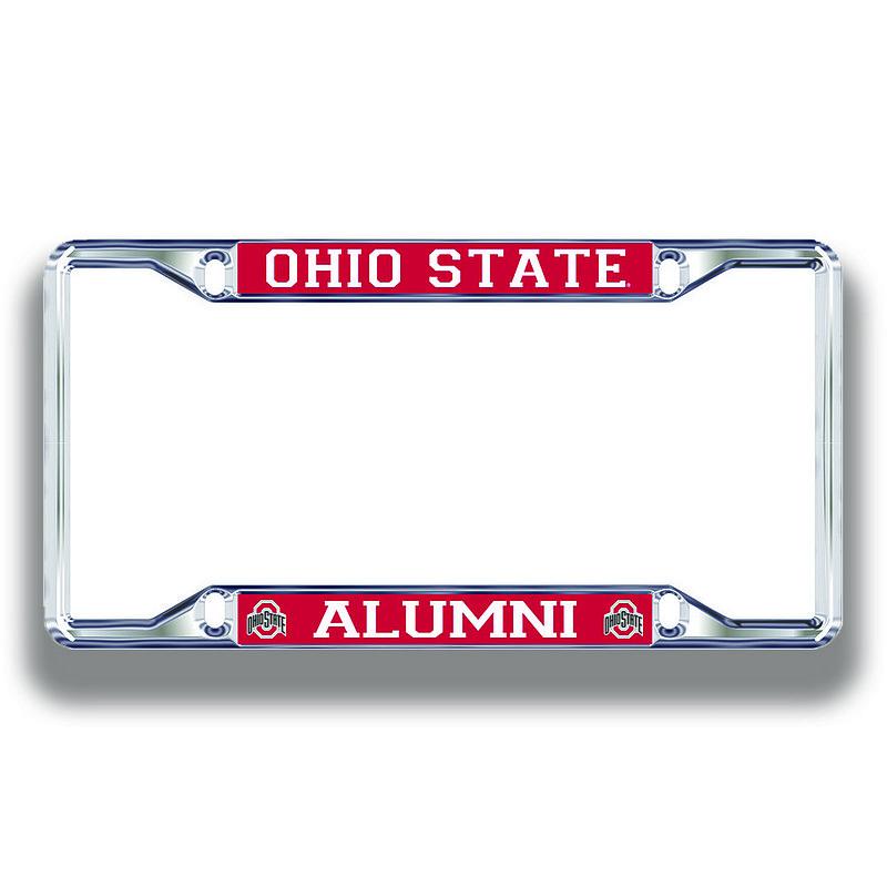 Ohio State Buckeyes License Plate Frame Alumni 48194