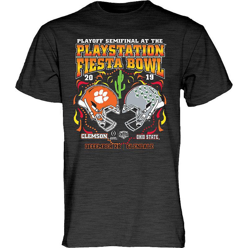 Ohio State vs Clemson Fiesta Bowl Tshirt 2019 SLUSHY-2T-CFPFIB19_BJMDX_TSGI_DKHEAT