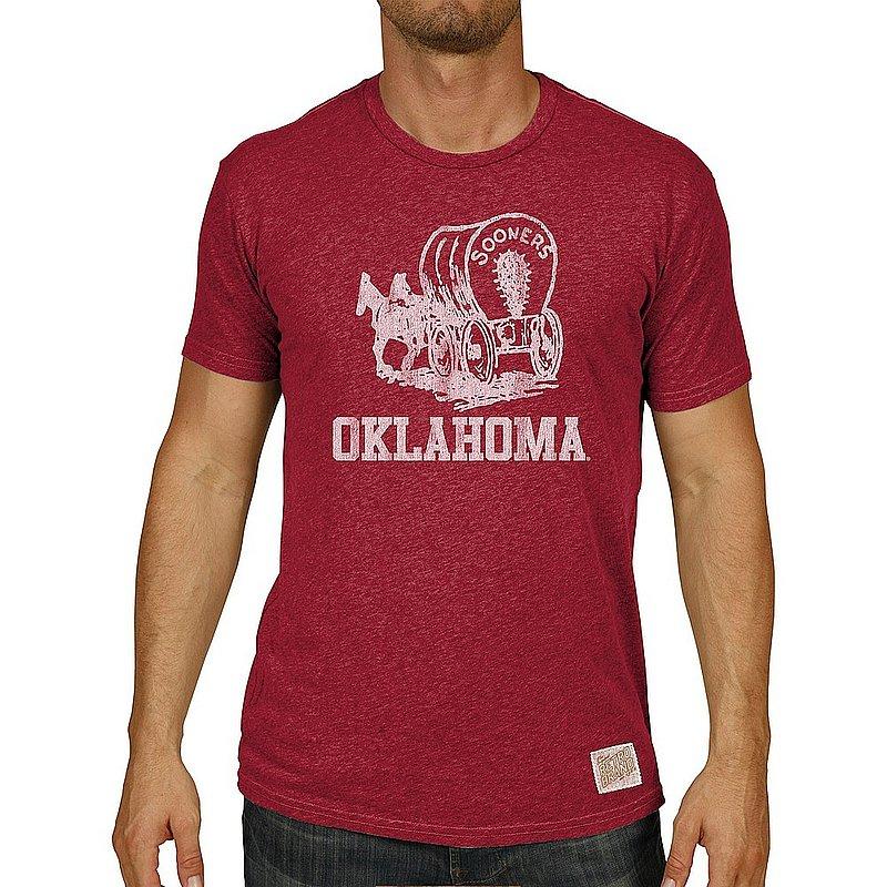 Oklahoma Sooners Big & Tall Tshirt Vintage 1XB to 5XB and XLT to 5XLT COKL105AX_RB130M_HDR