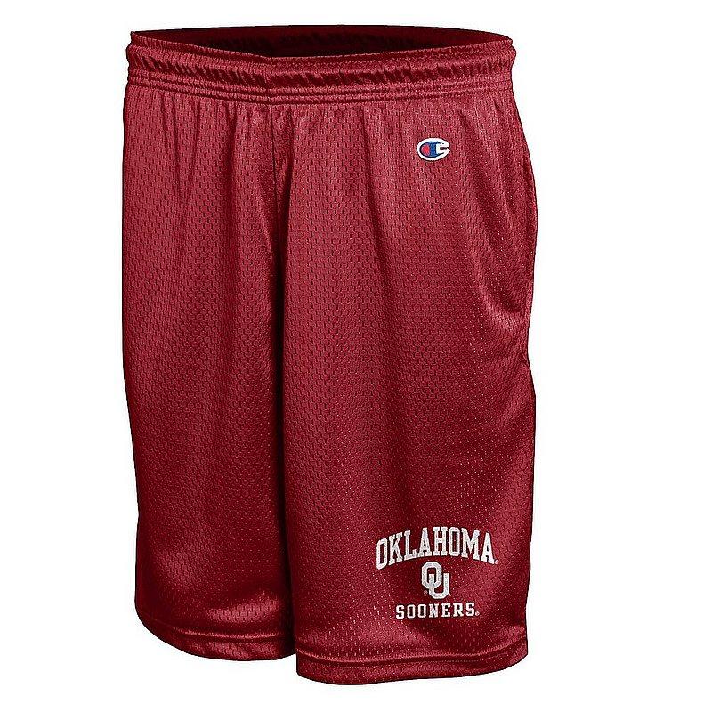 Oklahoma Sooners Mesh Shorts apc03301304
