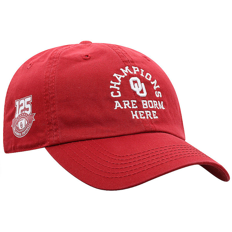 Oklahoma Sooners Official Fan Hat TOO1-OK-19C-CA0