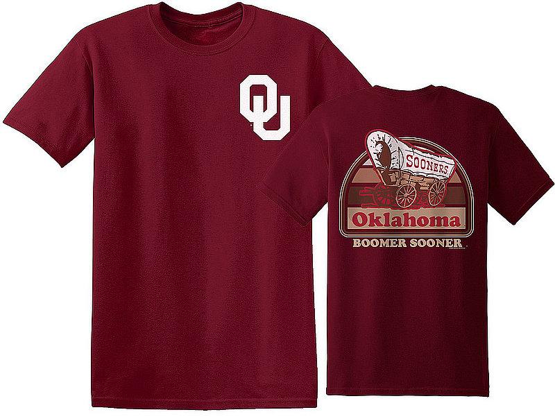 Oklahoma Sooners Tshirt Portrait