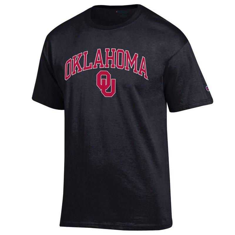Oklahoma Sooners TShirt Varsity Black APC02855895