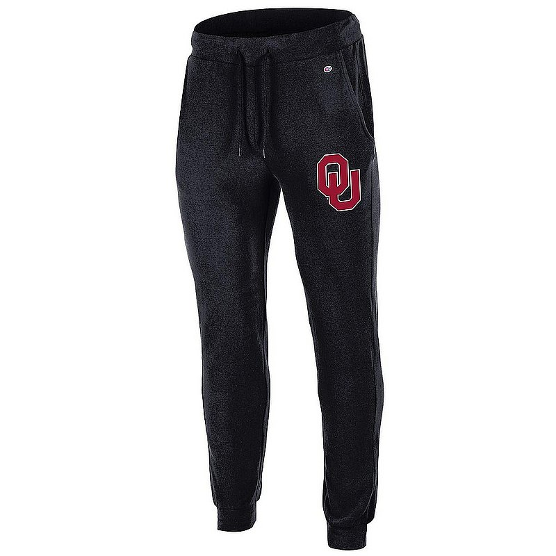 Oklahoma Sooners Women's Sweatpants Black APC03325851��