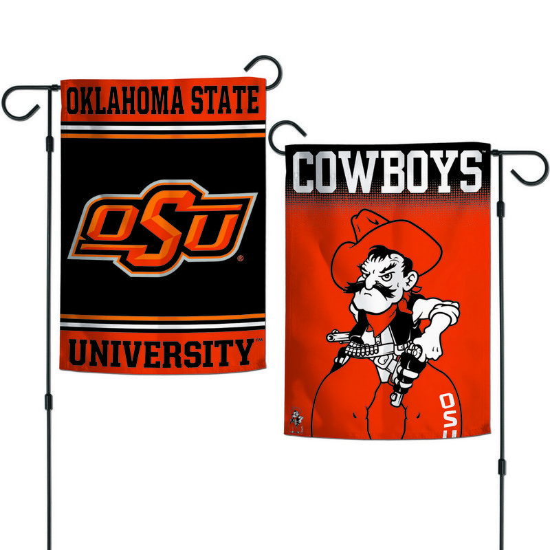 "Oklahoma State Cowboys Garden Flag 12.5""x18"""