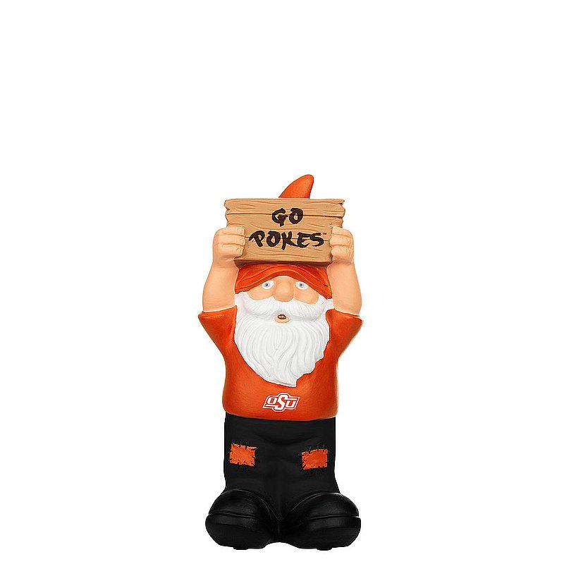 Oklahoma State Cowboys Garden Gnome GN8NCSLOSIGNOKLS