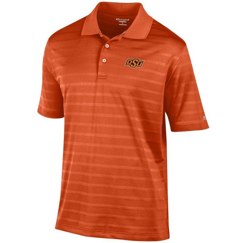 Oklahoma State Cowboys Polo Orange AEC01212383