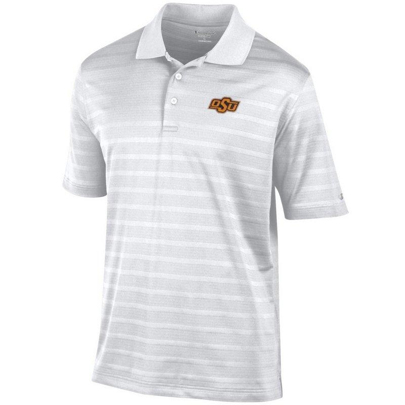 Oklahoma State Cowboys Polo White AEC01212383