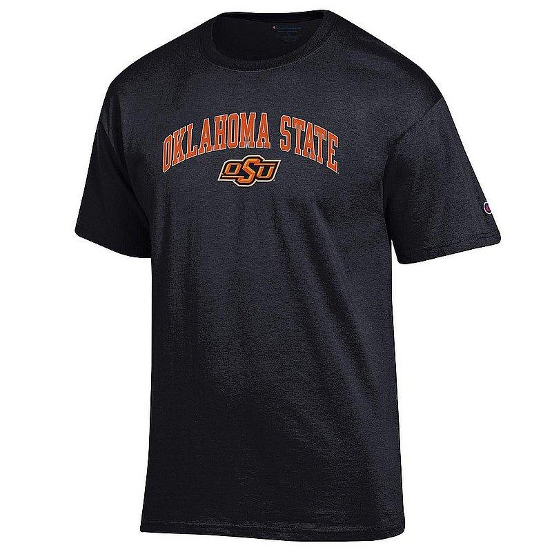 Oklahoma State Cowboys TShirt Varsity Black APC03006779