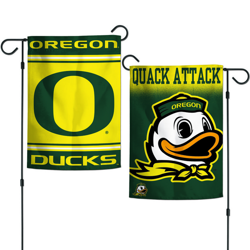 "Oregon Ducks 12.5""x18"" Garden Flag"