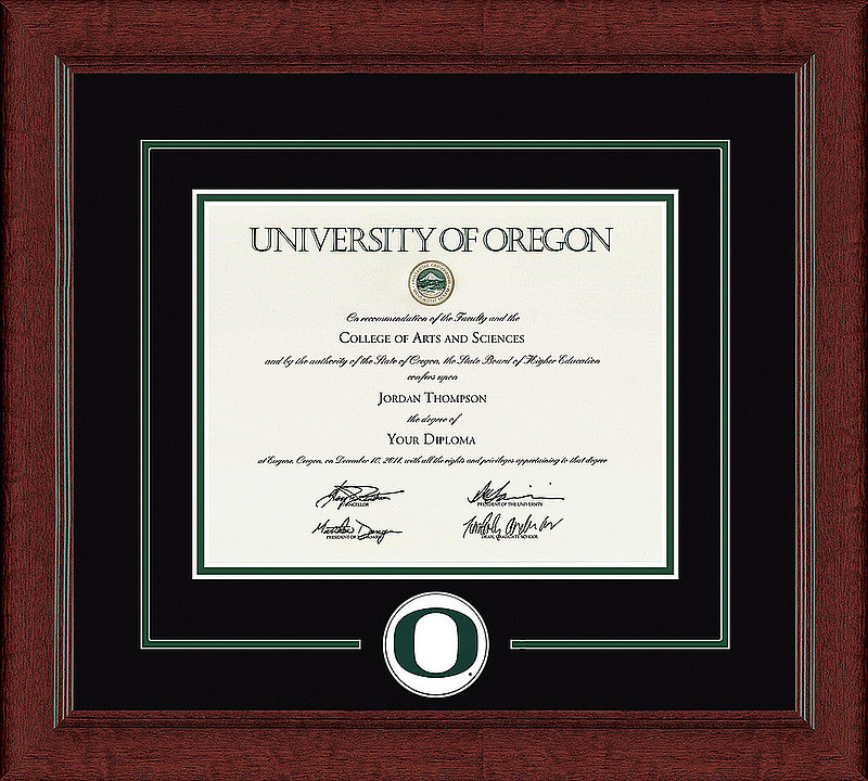 Oregon Ducks Diploma Frame 303561