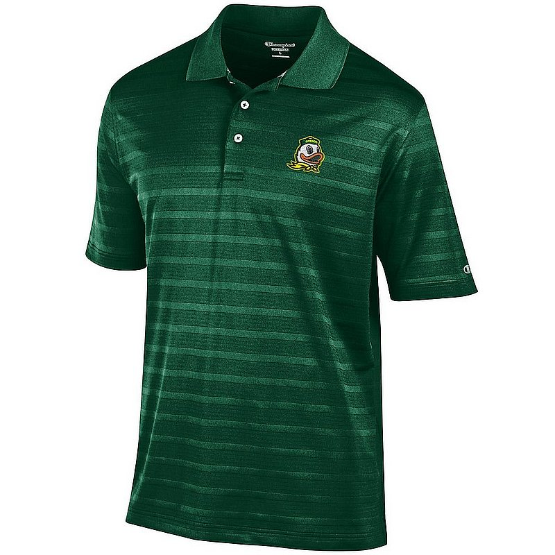 Oregon Ducks Polo Green AEC02881298