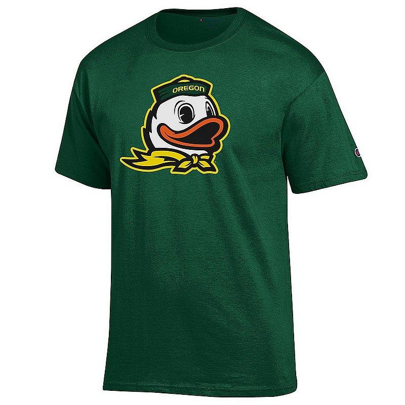 Oregon Ducks TShirt Icon Green APC03004409