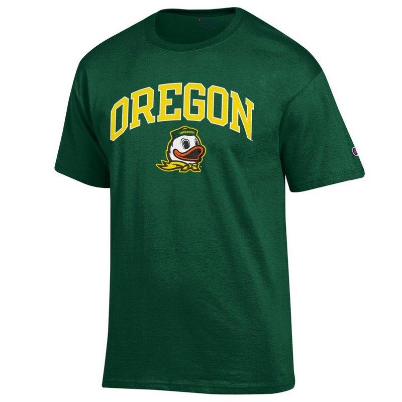Oregon Ducks TShirt Varsity Green APC02879949