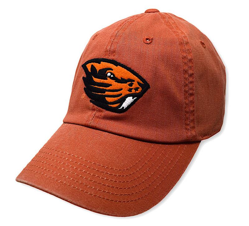 Oregon State Beavers Icon Orange Hat DPAT-ORST-ADJ-TMC6
