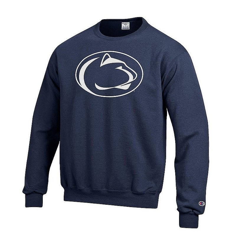 Penn State Nittany Lions Crewneck Sweatshirt Icon Navy APC03003786*