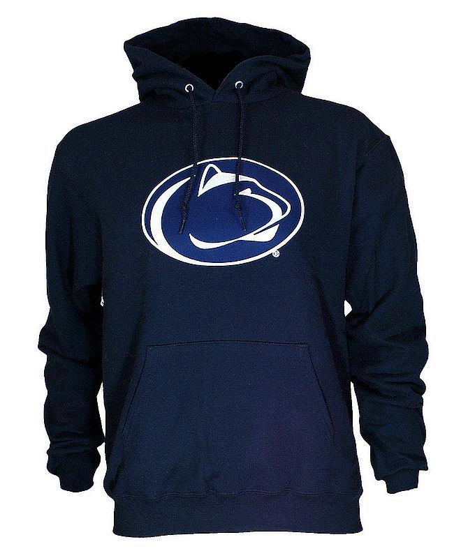 Penn State Nittany Lions Hoodie Sweatshirt Captain Icon Navy AEC03197666