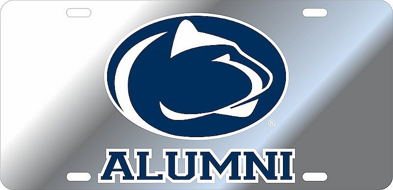 Penn State Nittany Lions License Plate Alumni 01095