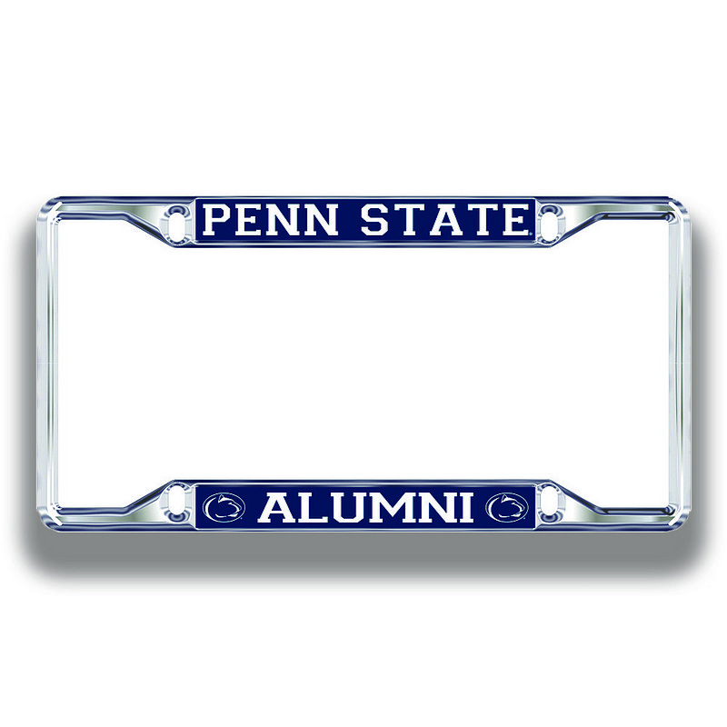 Penn State Nittany Lions License Plate Frame Alumni 01092