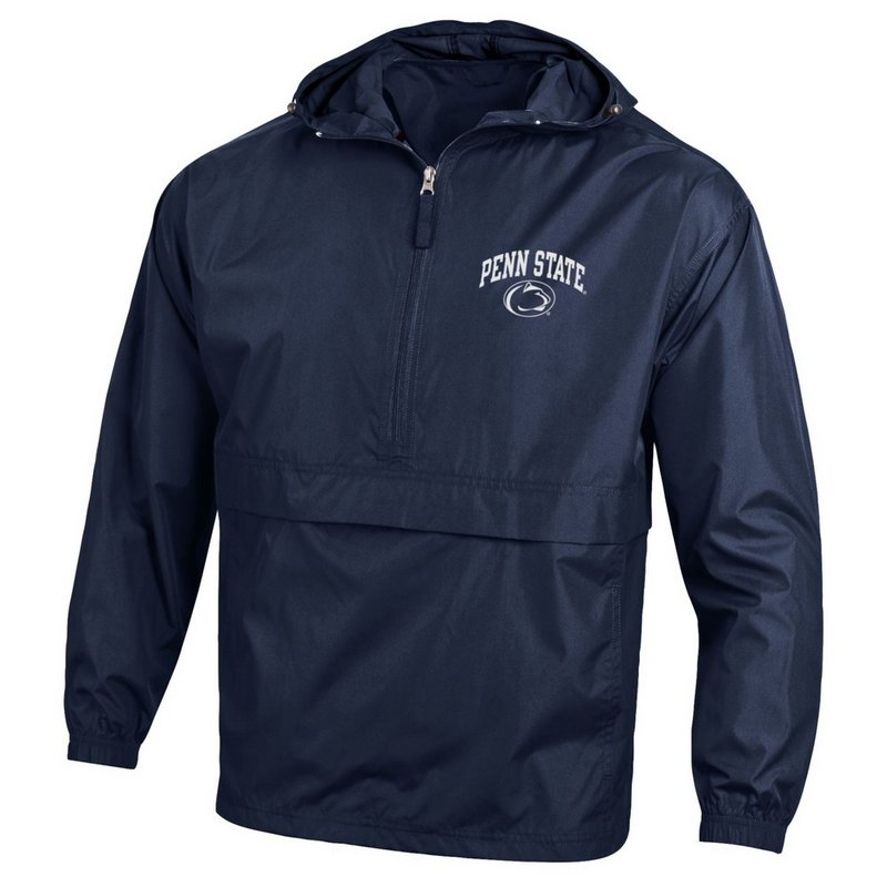 Penn State Nittany Lions Packable Jacket Navy APC02973471