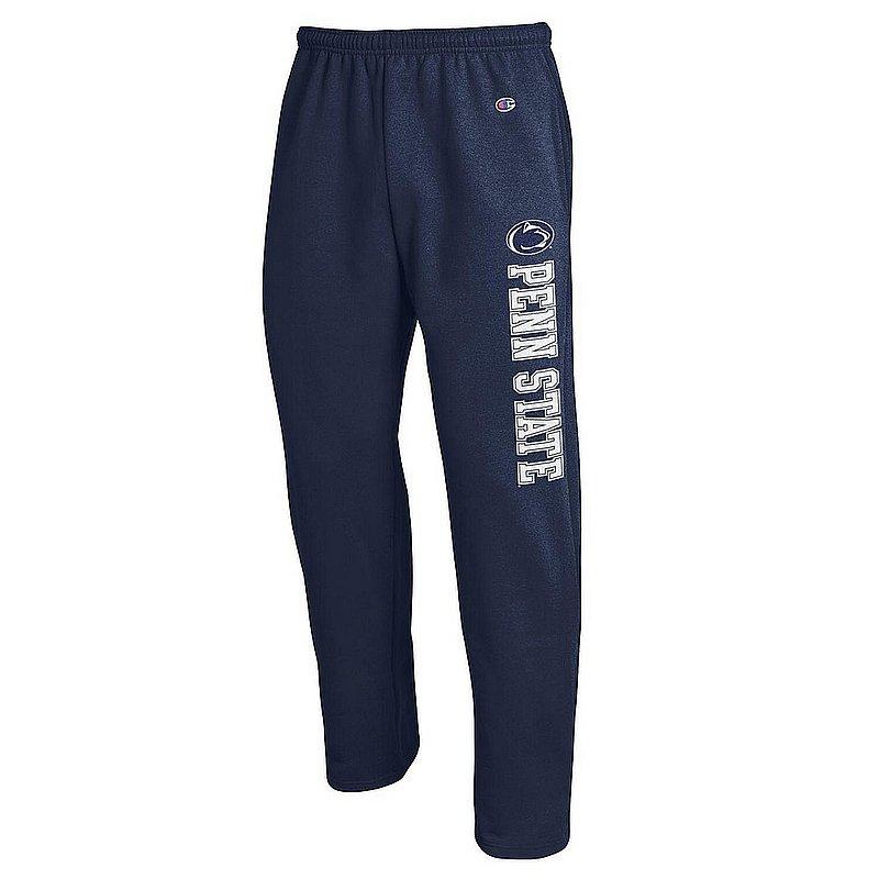 Penn State Nittany Lions Sweatpants Pockets Navy APC02964462