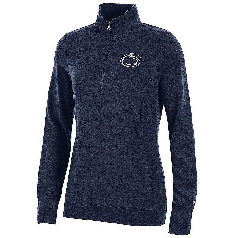 Penn State Nittany Lions Women's Quarter Zip Navy