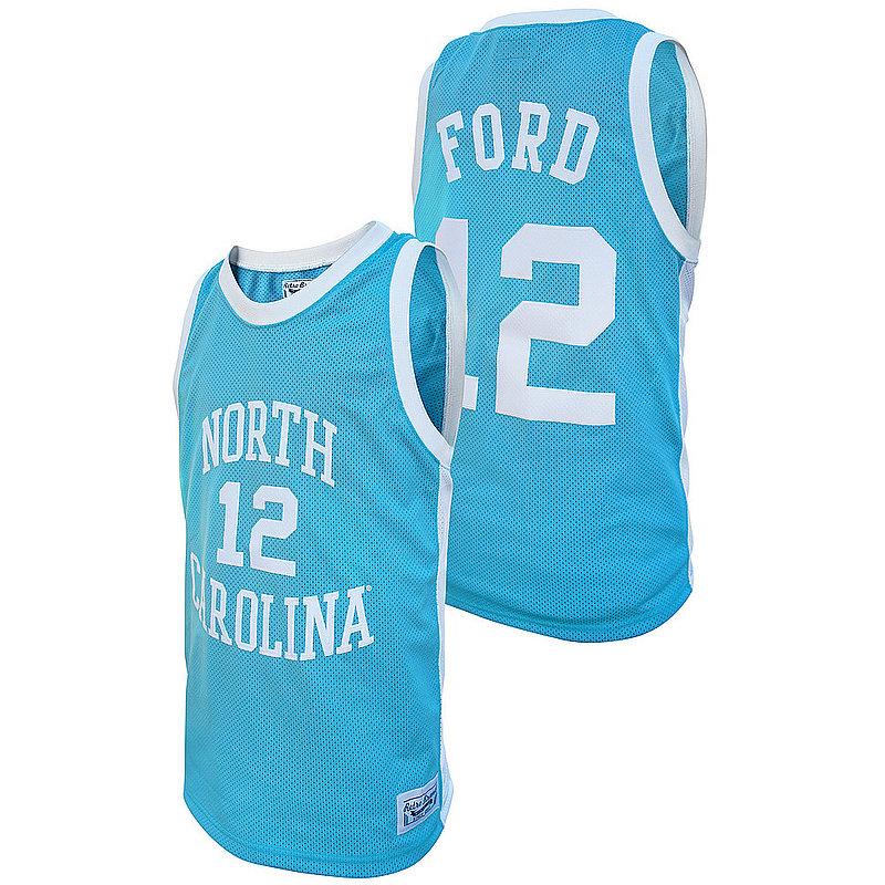 Phil Ford Retro North Carolina Tar Heels Basketball Jersey RB7027CNCA240B