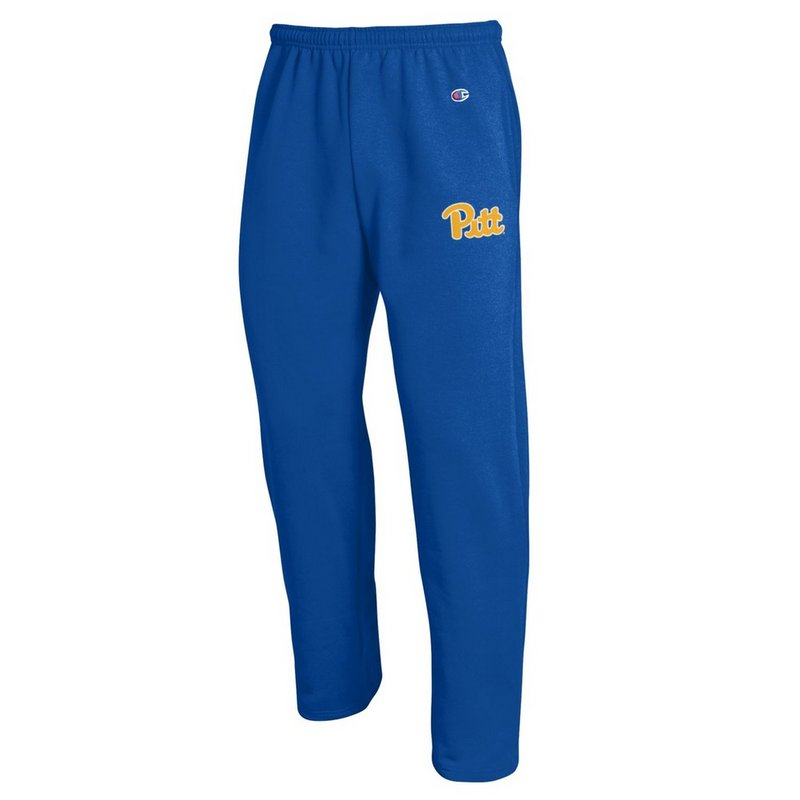 Pitt Panthers Sweatpants Pockets Royal Blue APC02859864