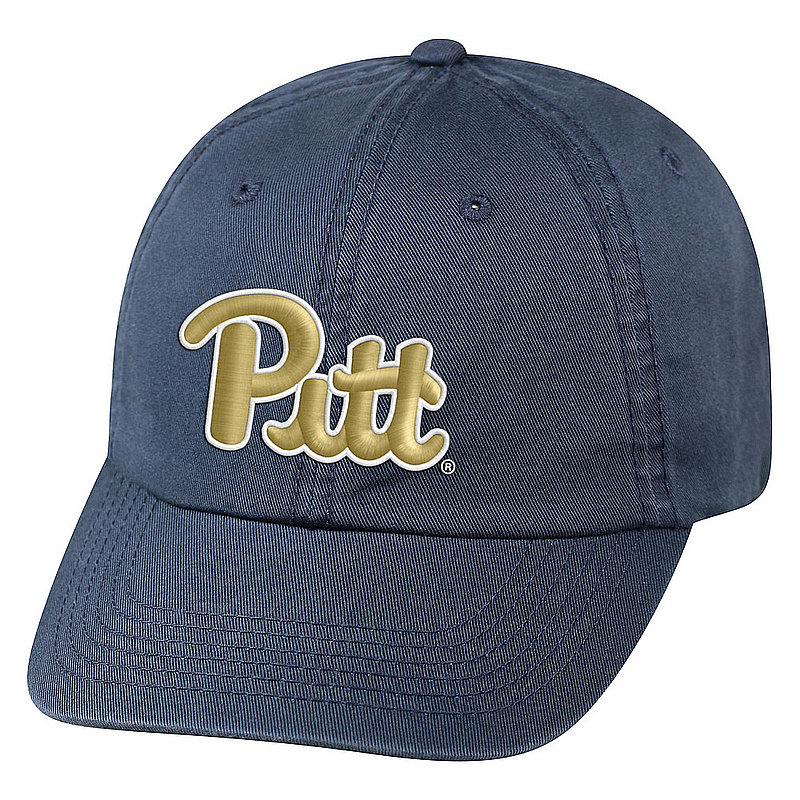 Pittsburgh Panthers Hat Icon Navy CHAMP-PTBRG-ADJ-TMC