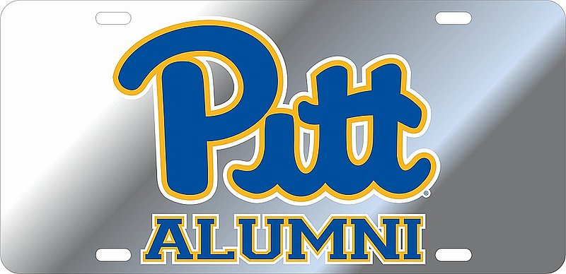 Pittsburgh Panthers License Plate Alumni 58088