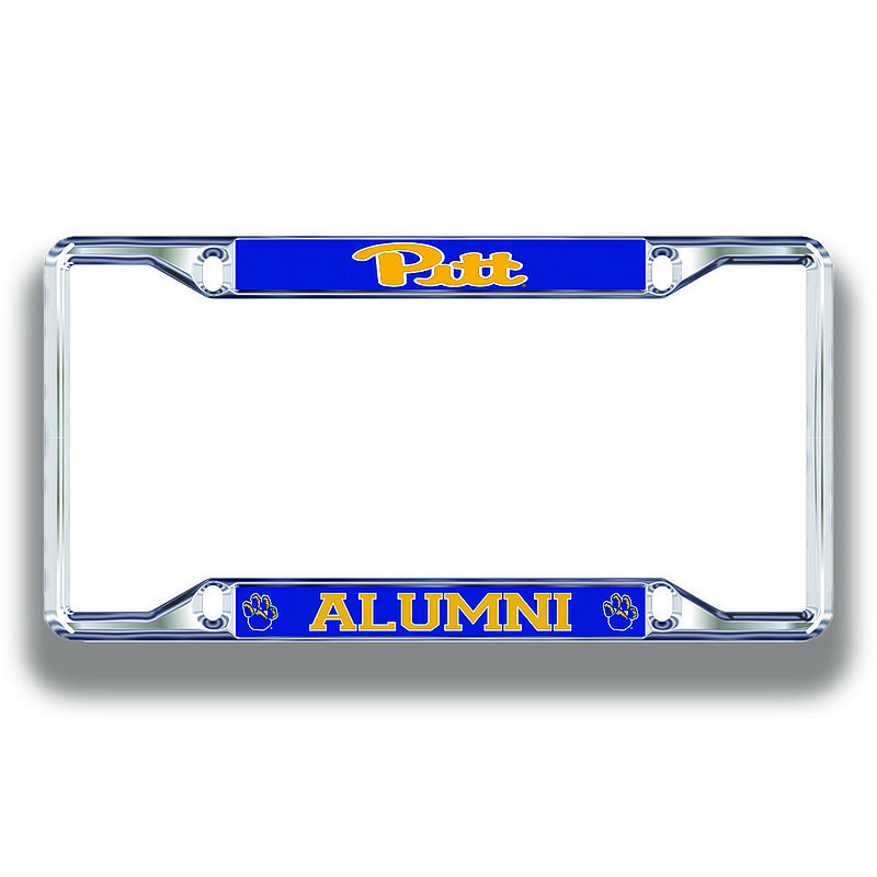Pittsburgh Panthers License Plate Frame Alumni 58085