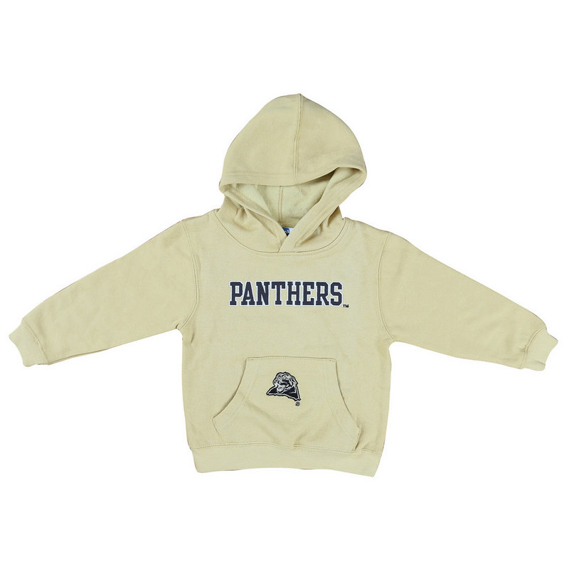 Pittsburgh Panthers Toddler Hooded Sweatshirt Gold