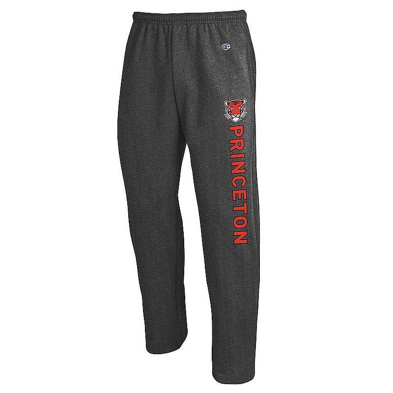 Princeton Tigers Sweatpants Pockets Charcoal APC03004938