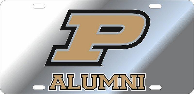 Purdue Boilermakers License Plate Alumni 18689