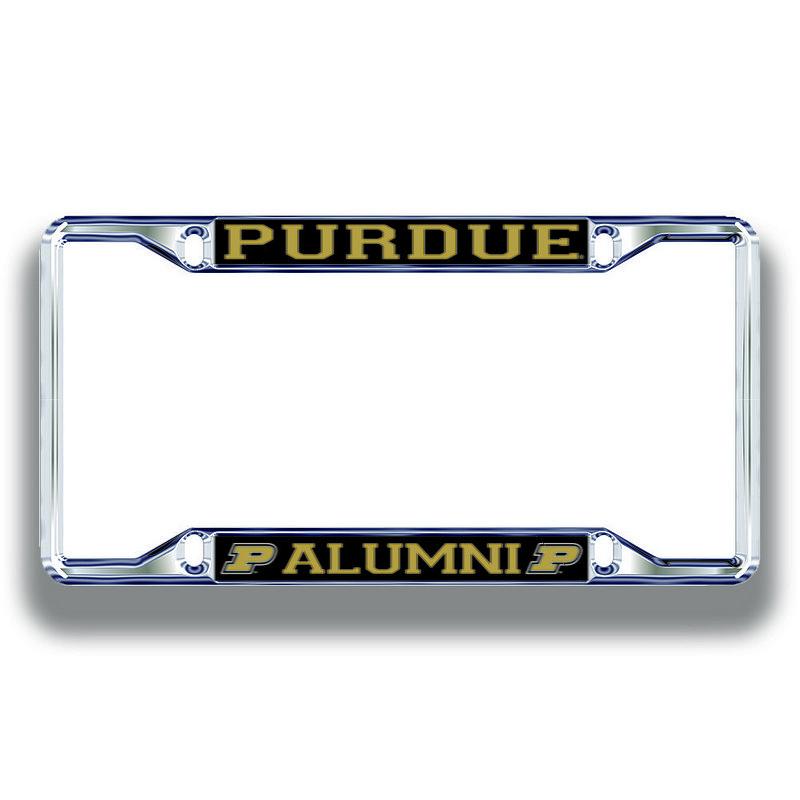Purdue Boilermakers License Plate Frame Alumni 18686