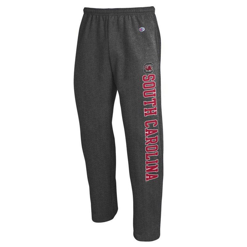 South Carolina Gamecocks Sweatpants Pockets Charcoal APC02886220