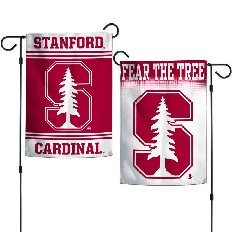 "Stanford Cardinal Garden Flag 12.5""x18"""