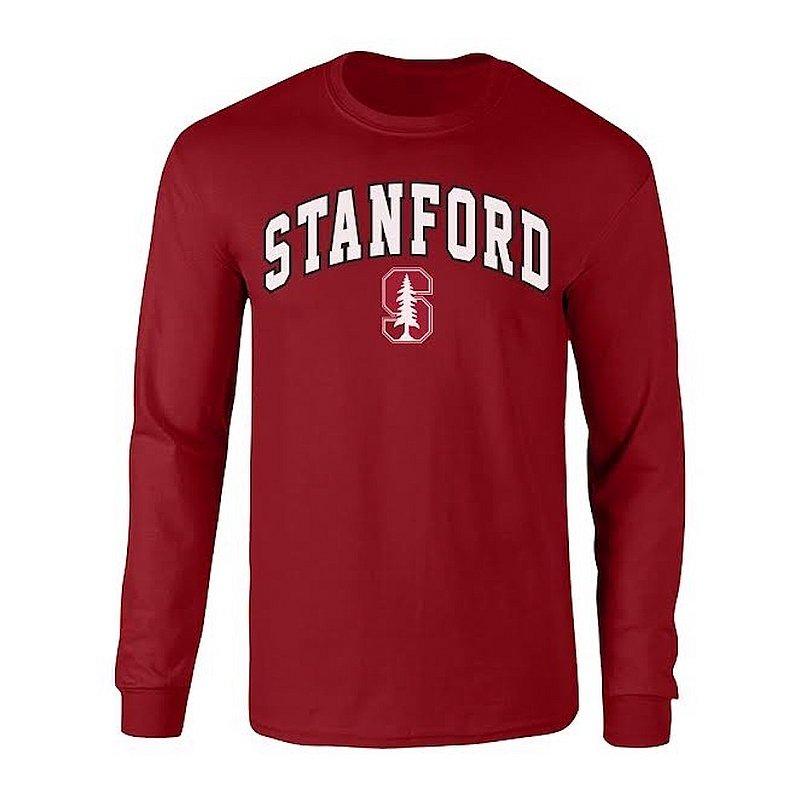Stanford Cardinal Long Sleeve Tshirt Arch Cardinal P0006778