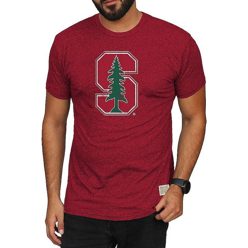 Stanford Cardinal Retro Tshirt CSTA082D_RB124M_MTDR