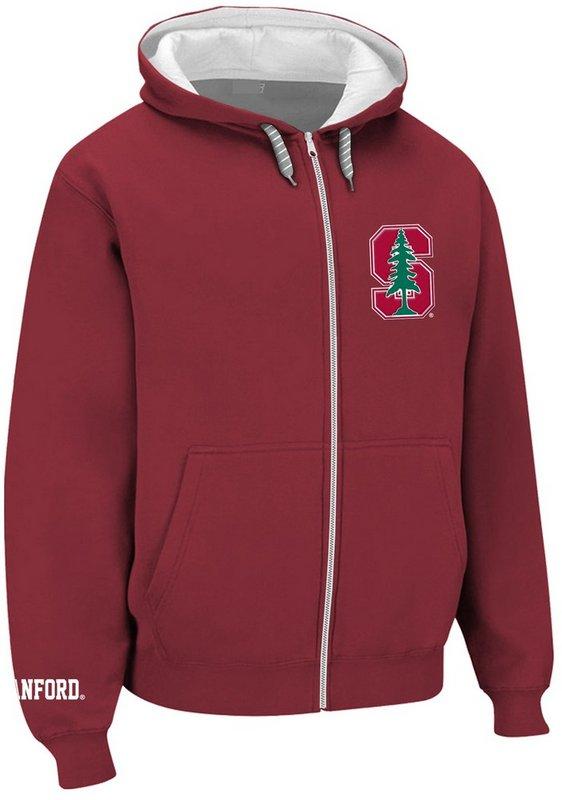 Stanford Cardinals Full Zip Hoodie Team STN29452