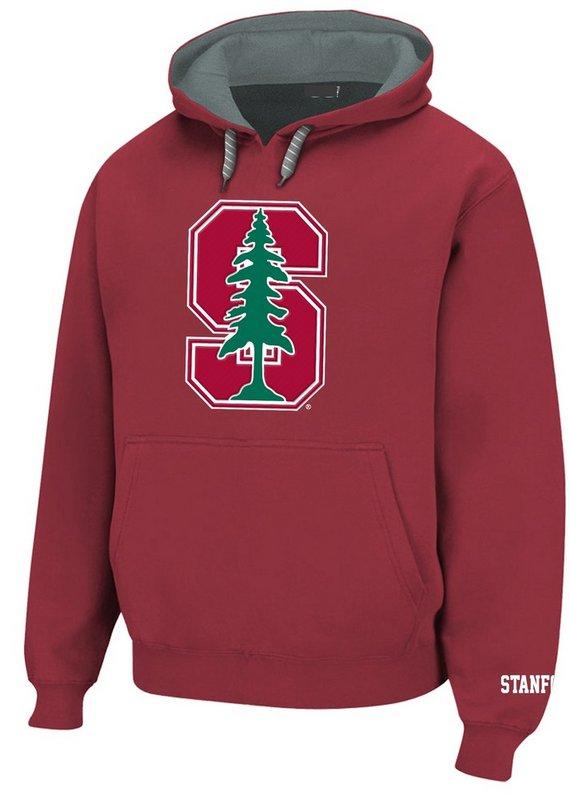 Stanford Cardinals Hooded Captain Sweatshirt STN28417
